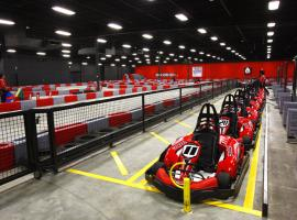 Experience perfect afternoon at go karting arena in COlogne
