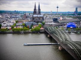 Cologne is full of beautiful architecture and historical monuments