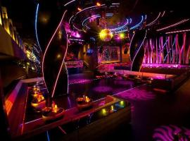Trendy night club in the center of Cologne