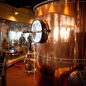 Visit a local brewery and spend entertaining afternoon